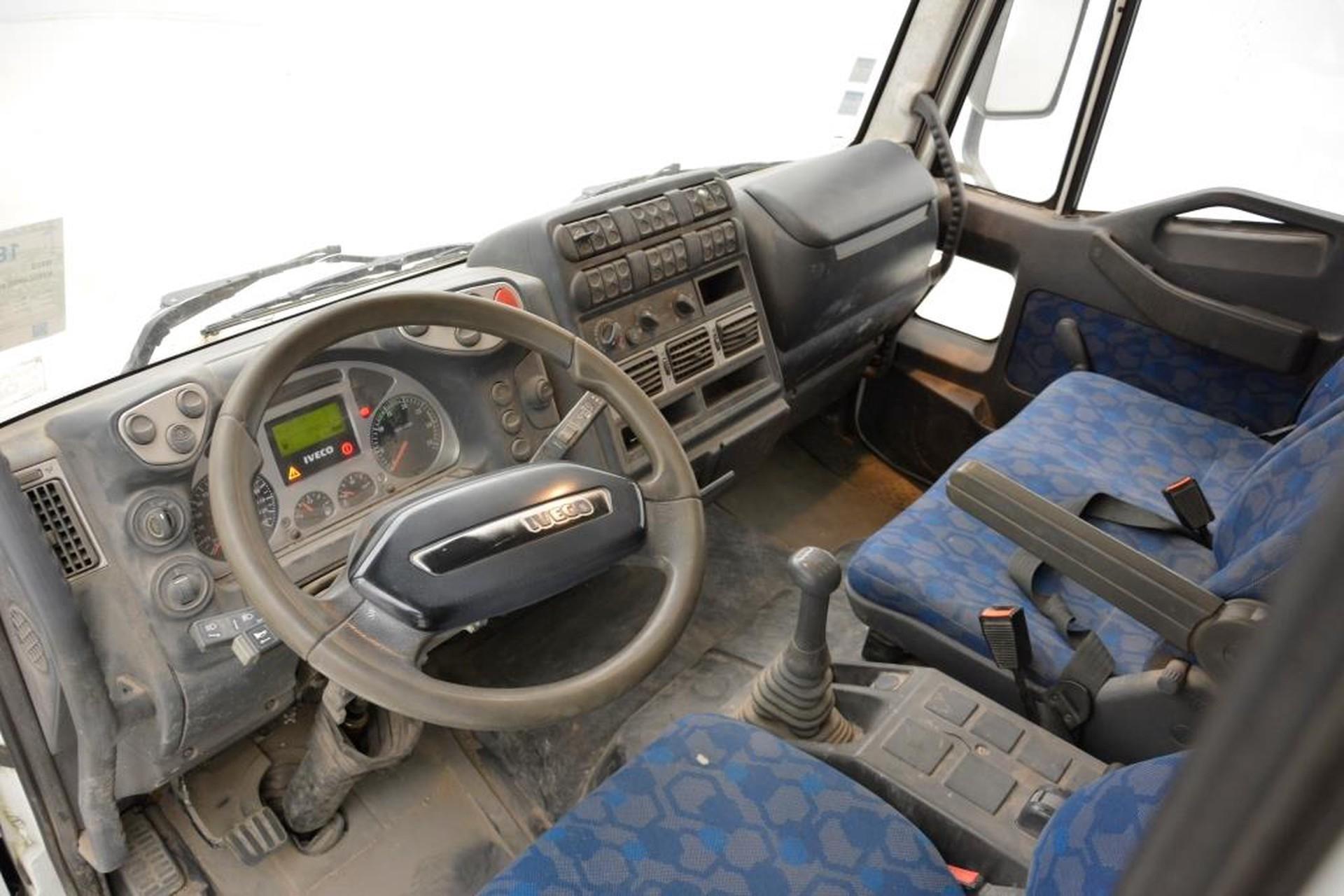 Iveco EuroCargo 80E17