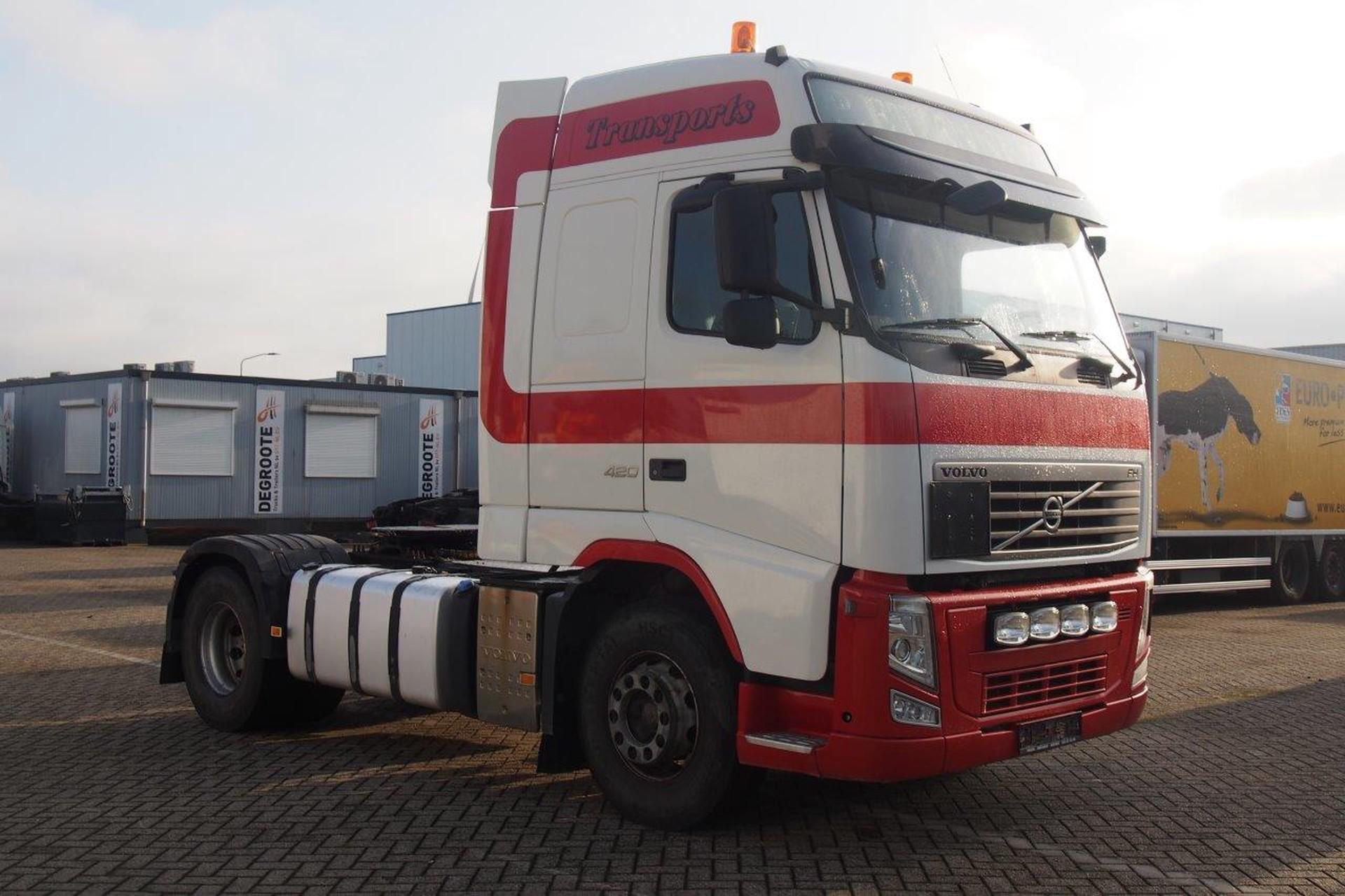 Volvo FH13.420 ADR