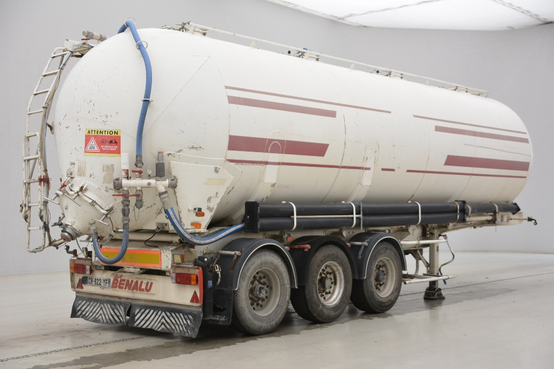 Benalu Bulk silo 46000 liter