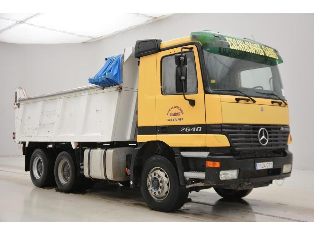 Mercedes-Benz Actros 2640 - 6x4
