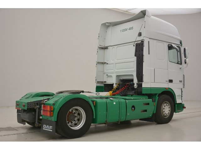 DAF XF105.510 Super Space Cab