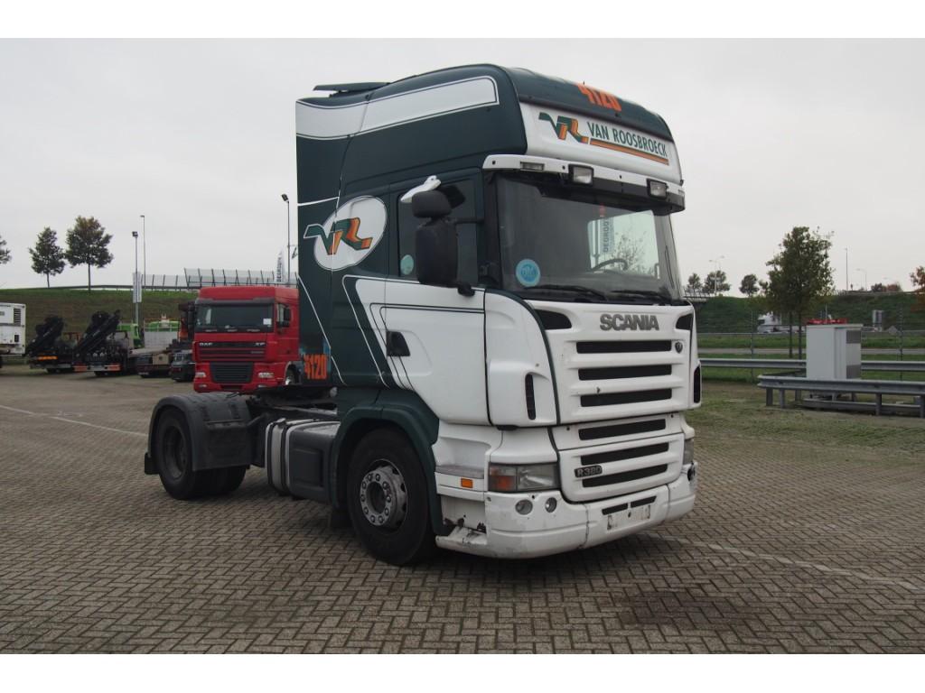 Scania R 380 Topline