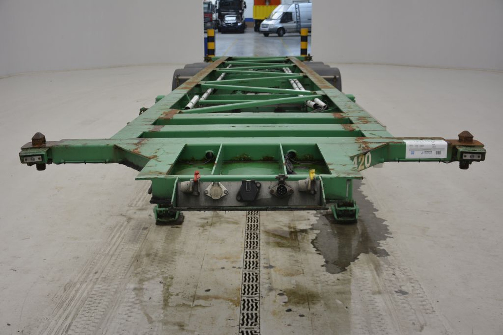 TURBO'S HOET Skelet 40-45 ft