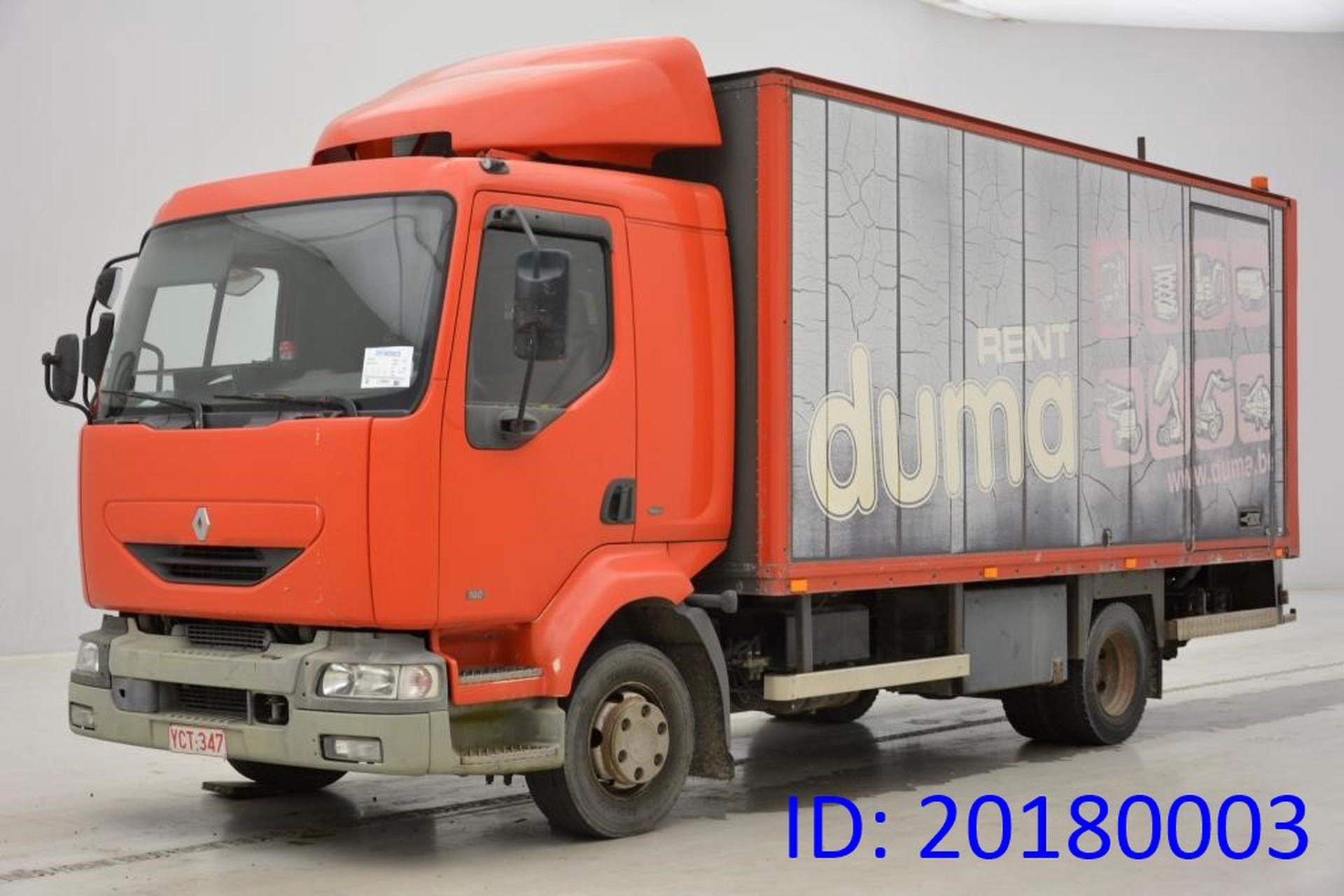 Renault Midlum 180 Servicewagen