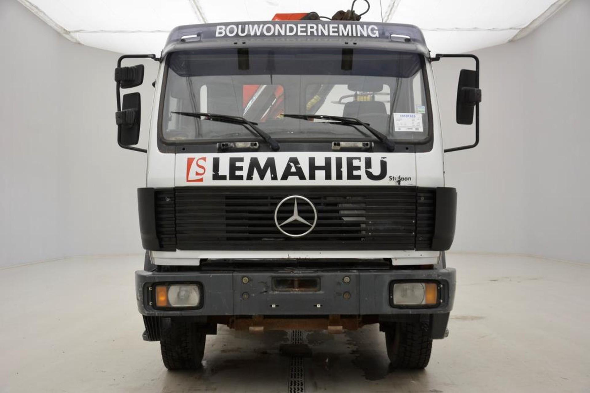 Mercedes-Benz SK 2635 - 6x4