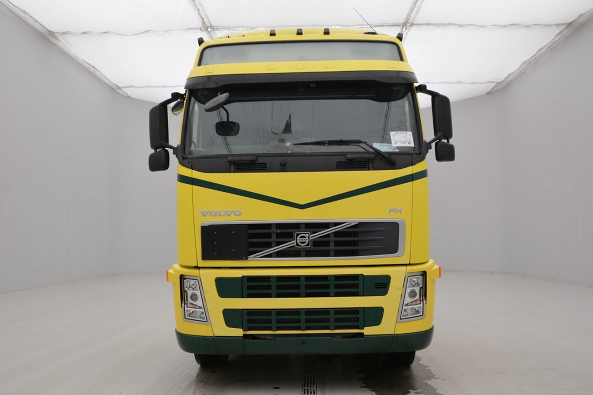 Volvo FH13.480 Globetrotter - ADR