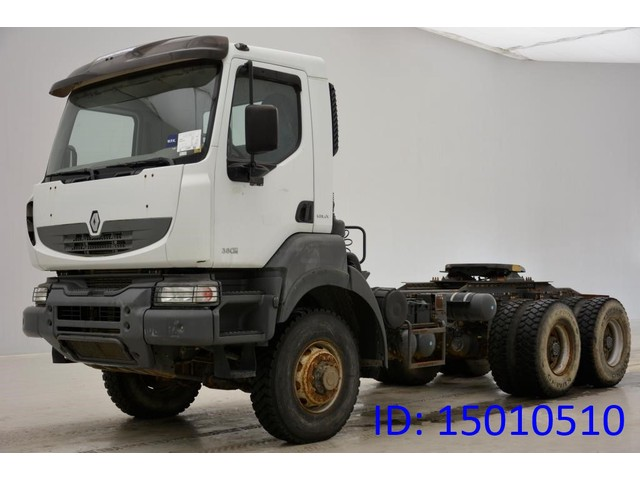 Renault Kerax 380 DXi - 6x6