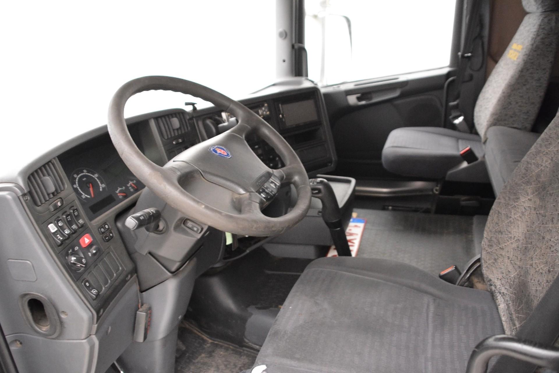 Scania R500 - 6x2