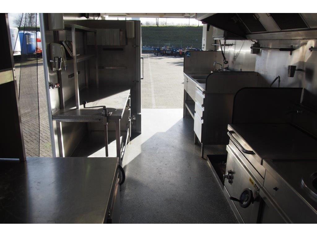 Flandria Mobile Kitchen - Food Trailer - Food Truck
