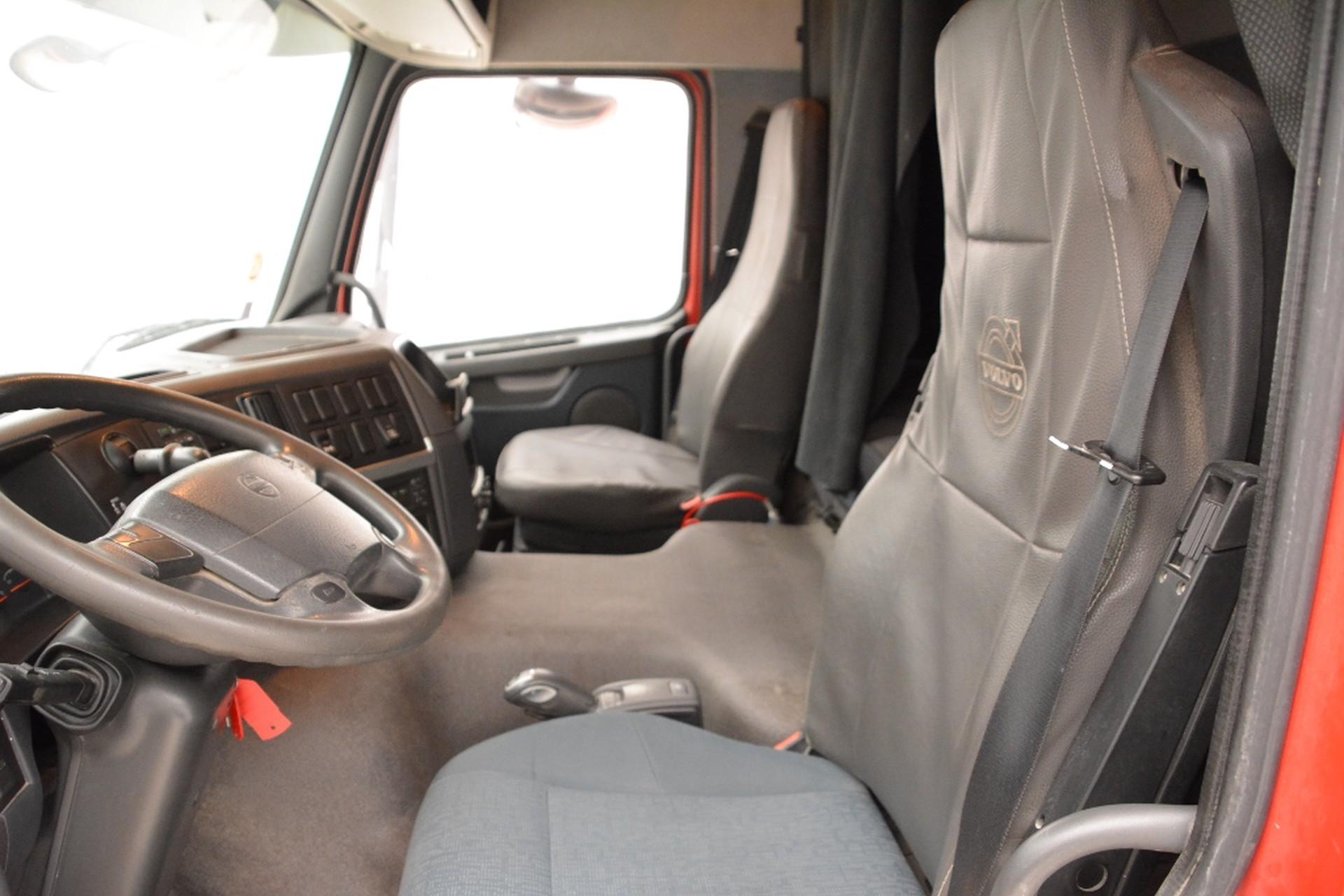 Volvo FMx 450