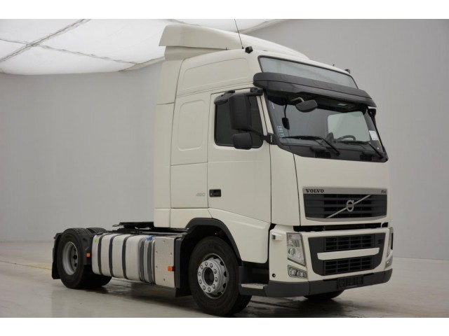 Volvo FH13.460 Globetrotter