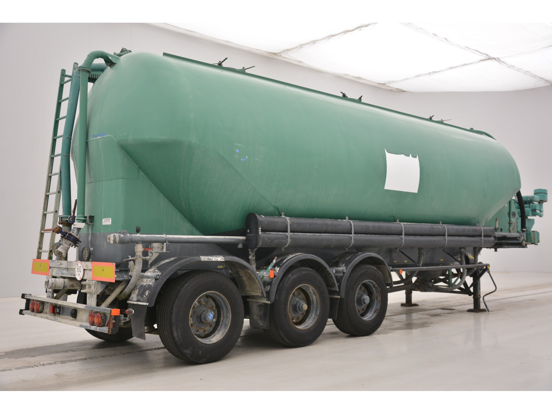 Van Hool Cement bulk