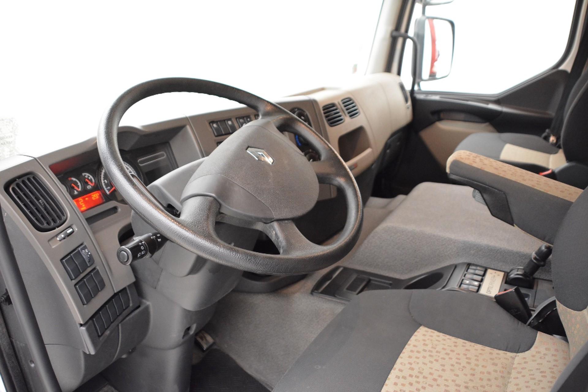 Renault Kerax 480 DXi - 8x4