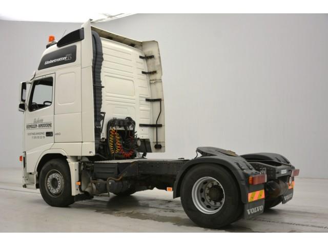 Volvo FH12.460 Globetrotter XL