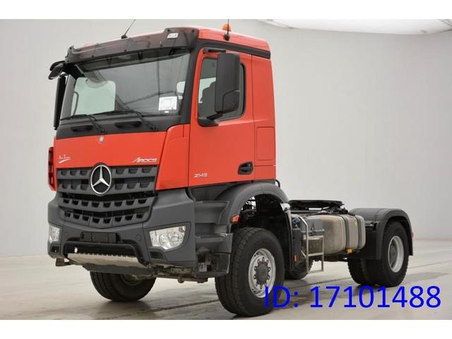 Mercedes-Benz AROCS 2145AS