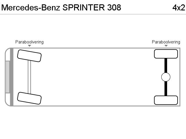 Mercedes-Benz SPRINTER 308