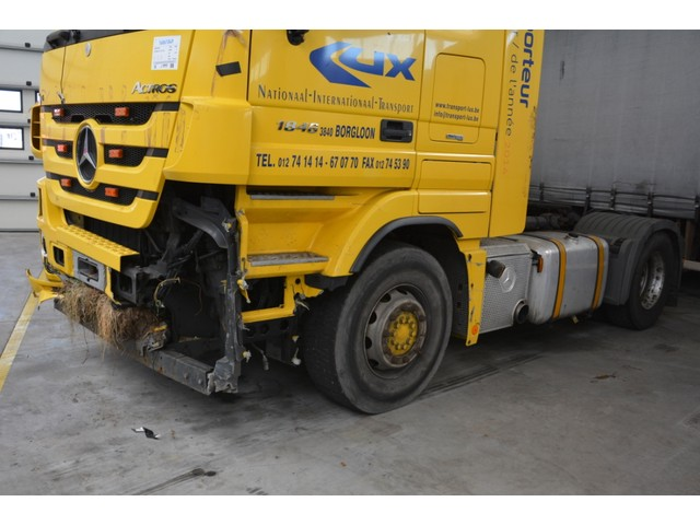 Mercedes benz actros 1841ls acc for Mercedes benz acc