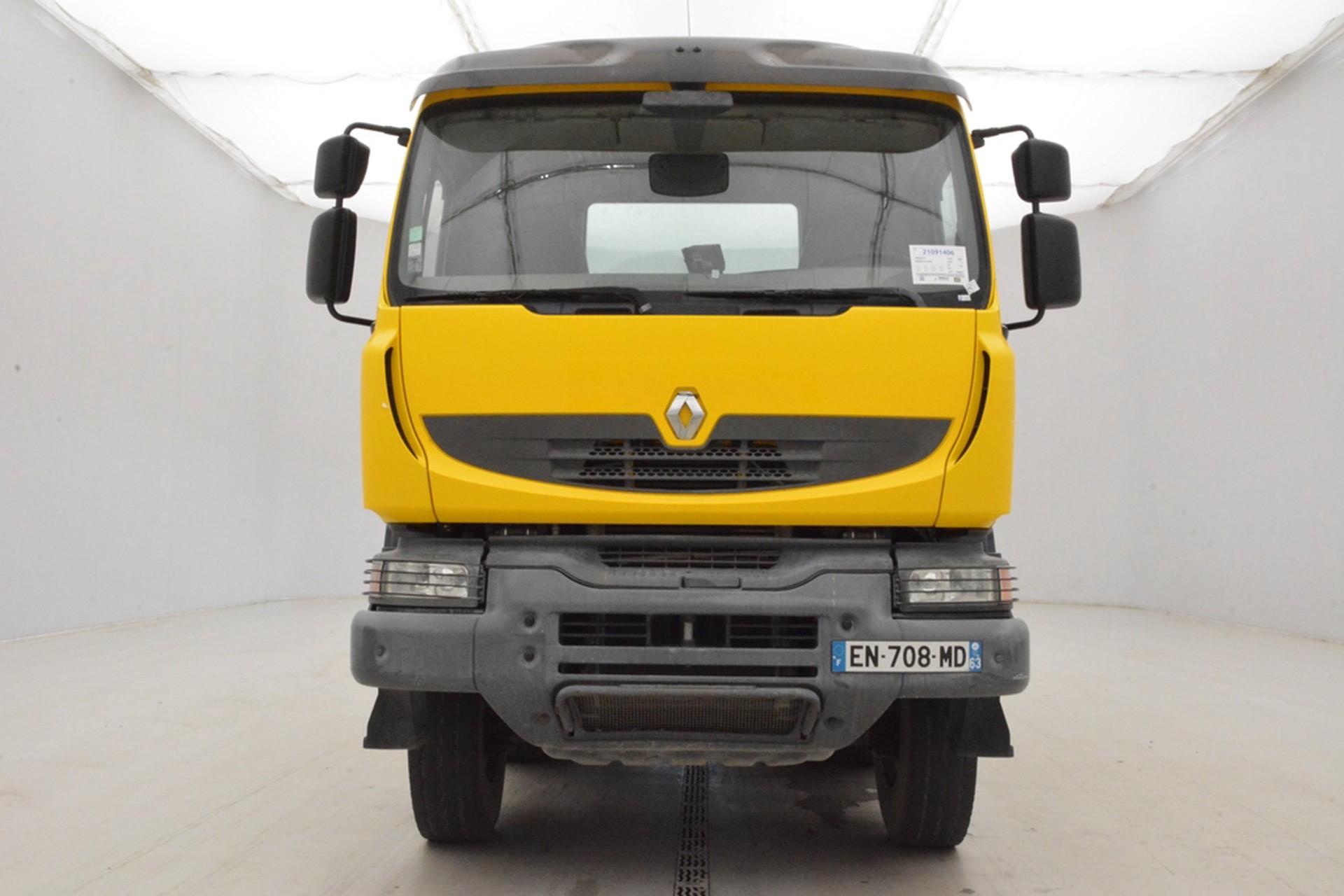 Renault Kerax 410 DXi - 8x4