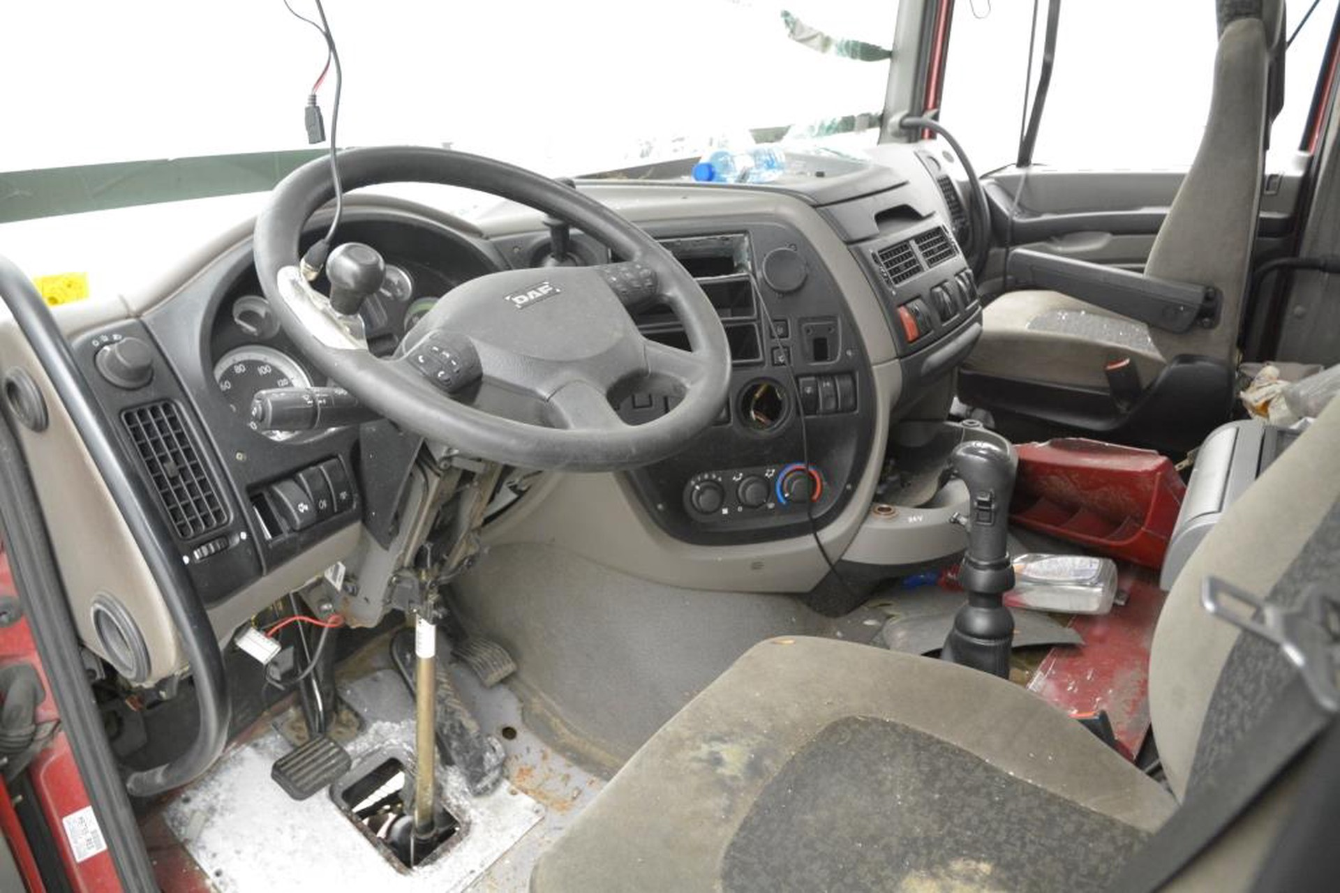 DAF XF105.410 Super Space Cab - Euro 5