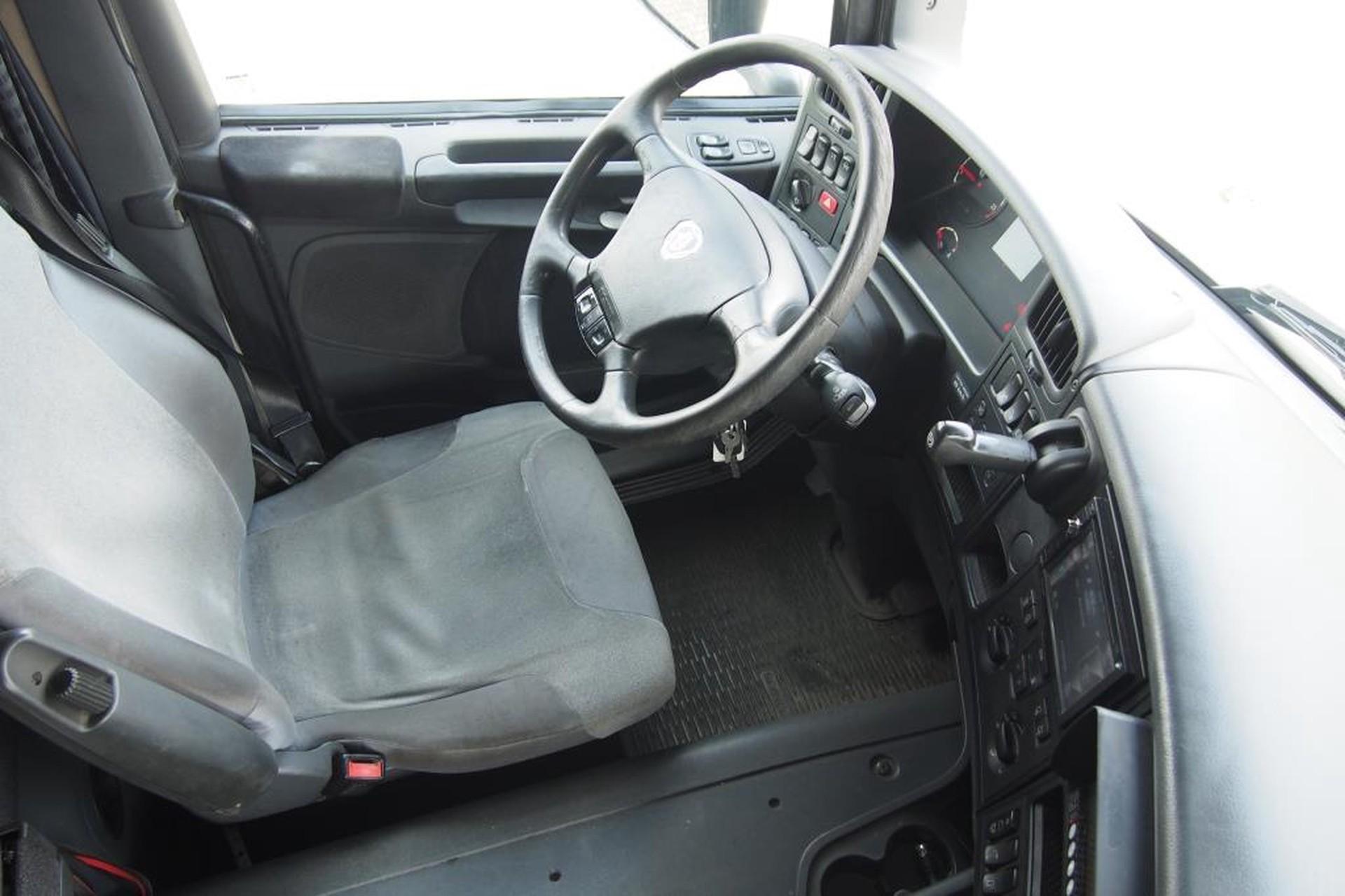Scania G 420 - 6x2
