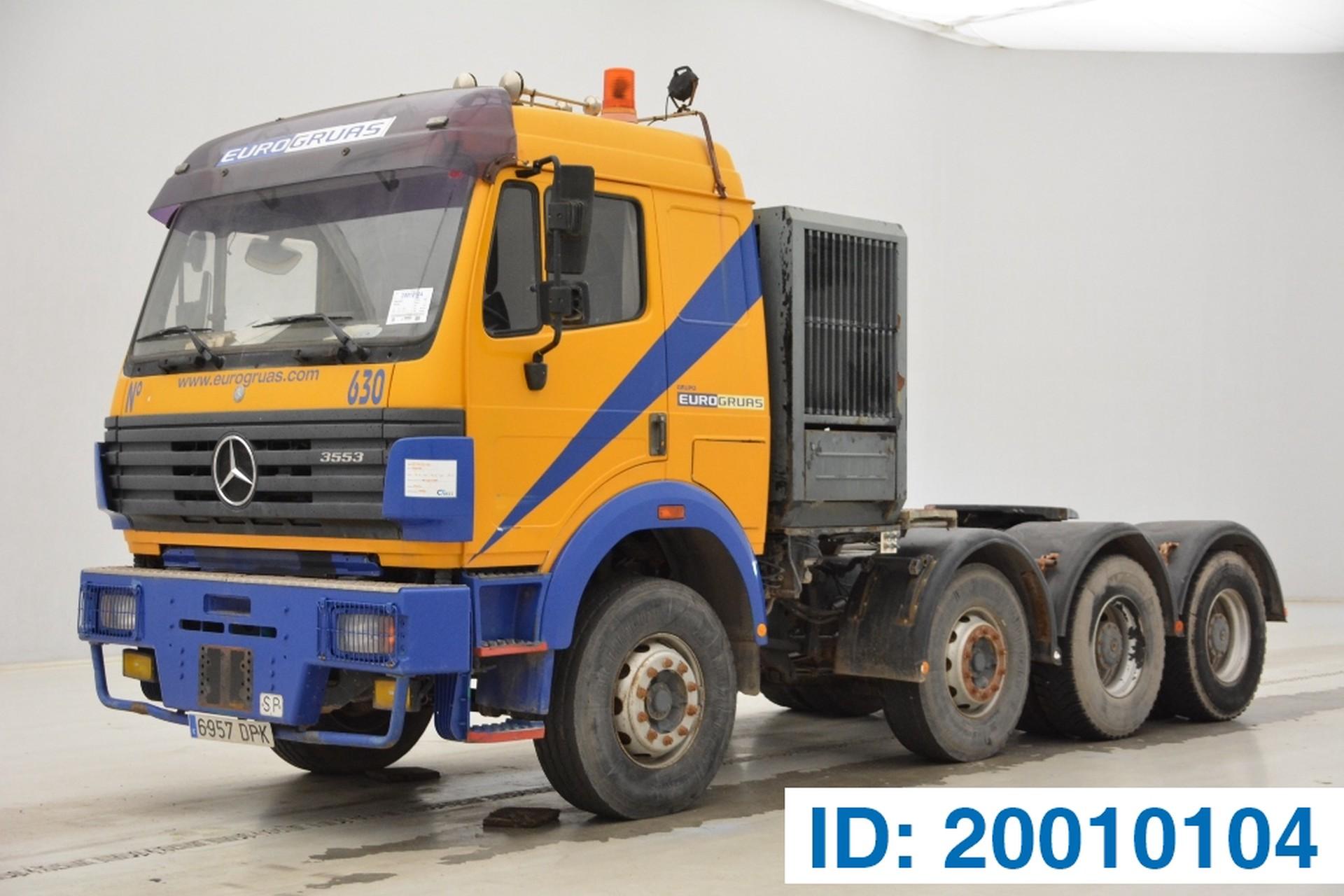 Mercedes-Benz SK 3353 - 8x4