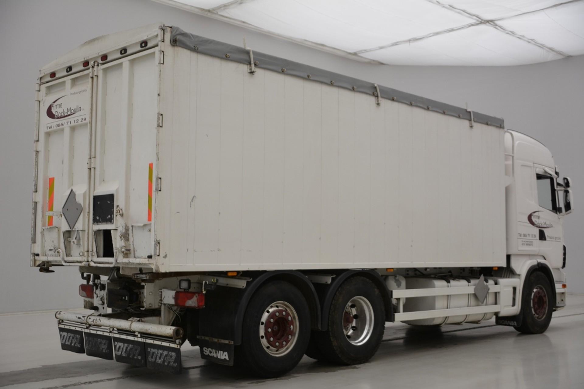 Scania G480 - 6x2
