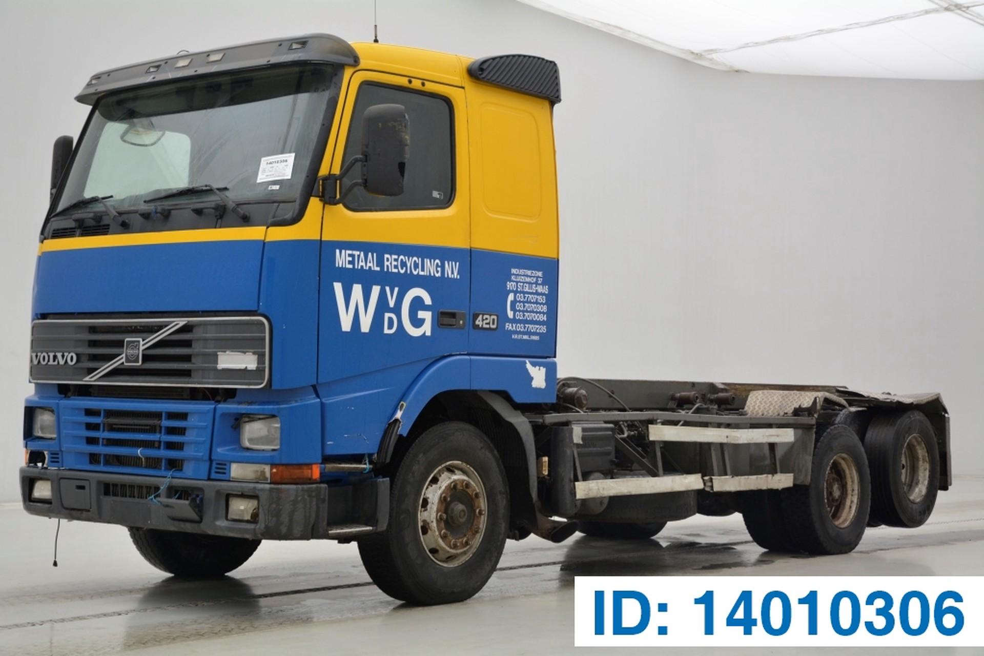Volvo FH12.420 - 6x2