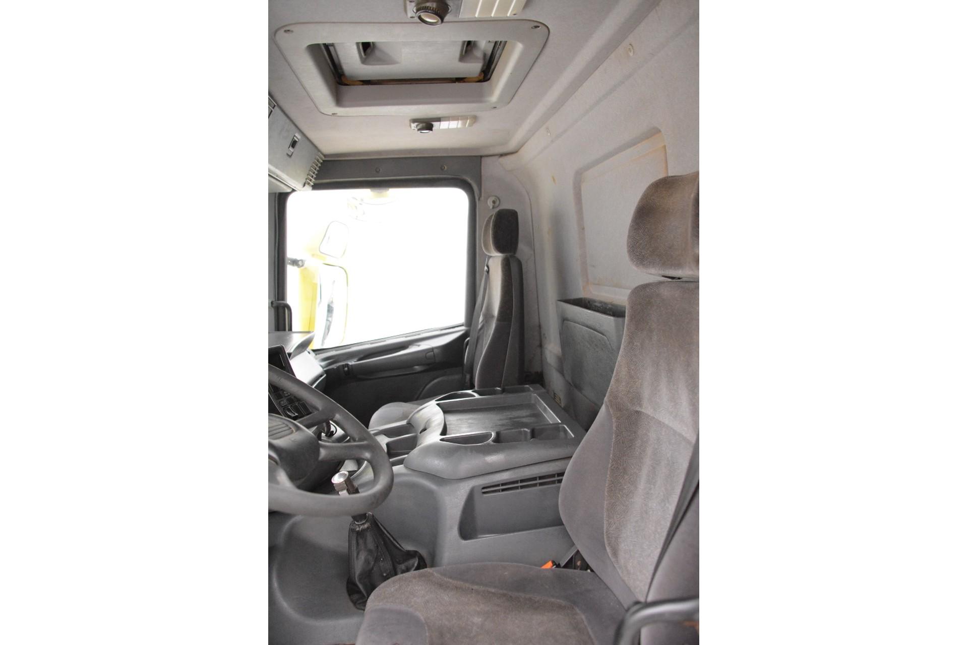 Scania R124.420 - 8x4