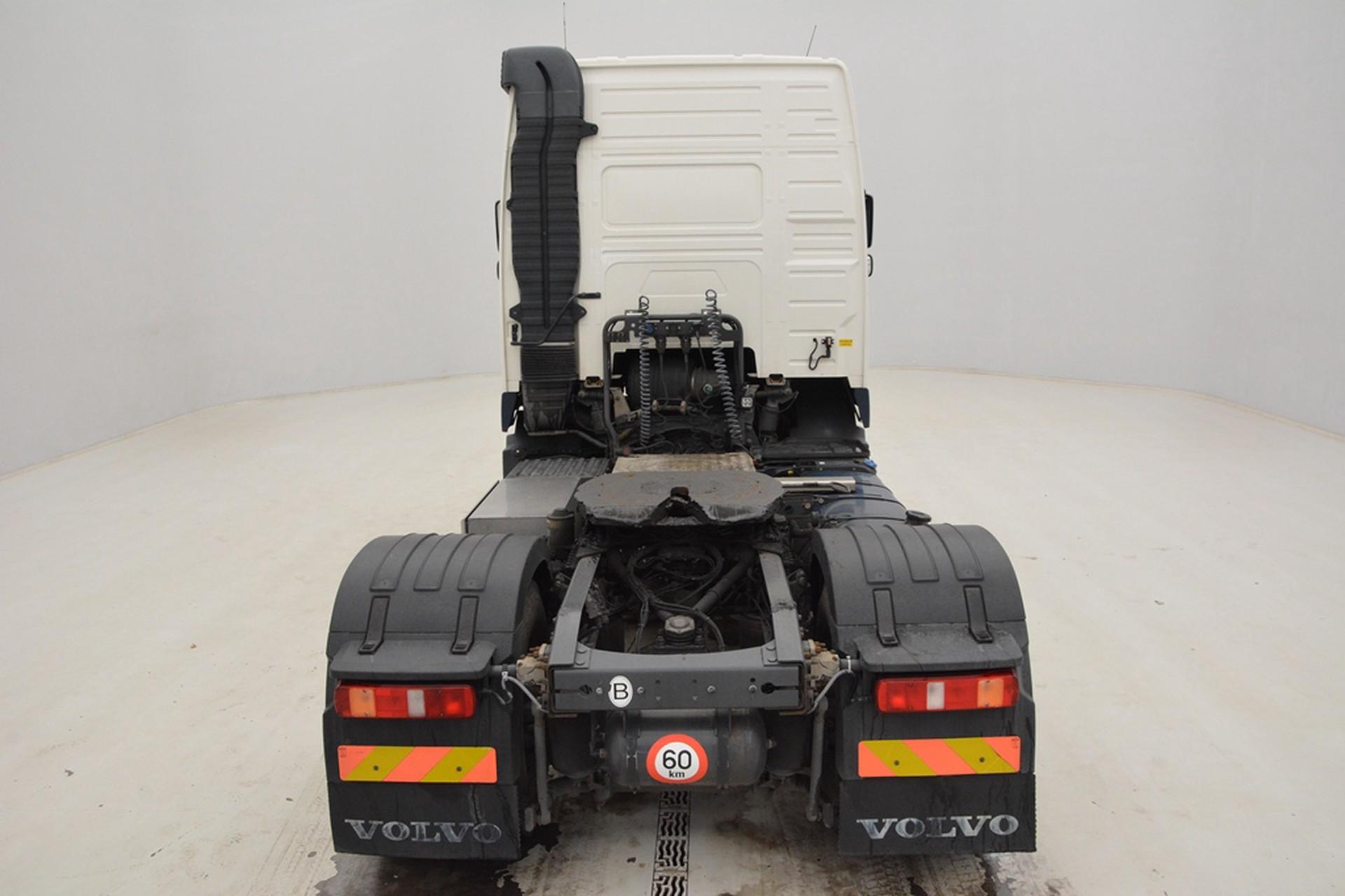 Volvo FH13.420 Globetrotter - ADR