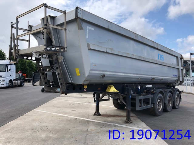 Schmitz Cargobull 35 cub in steel