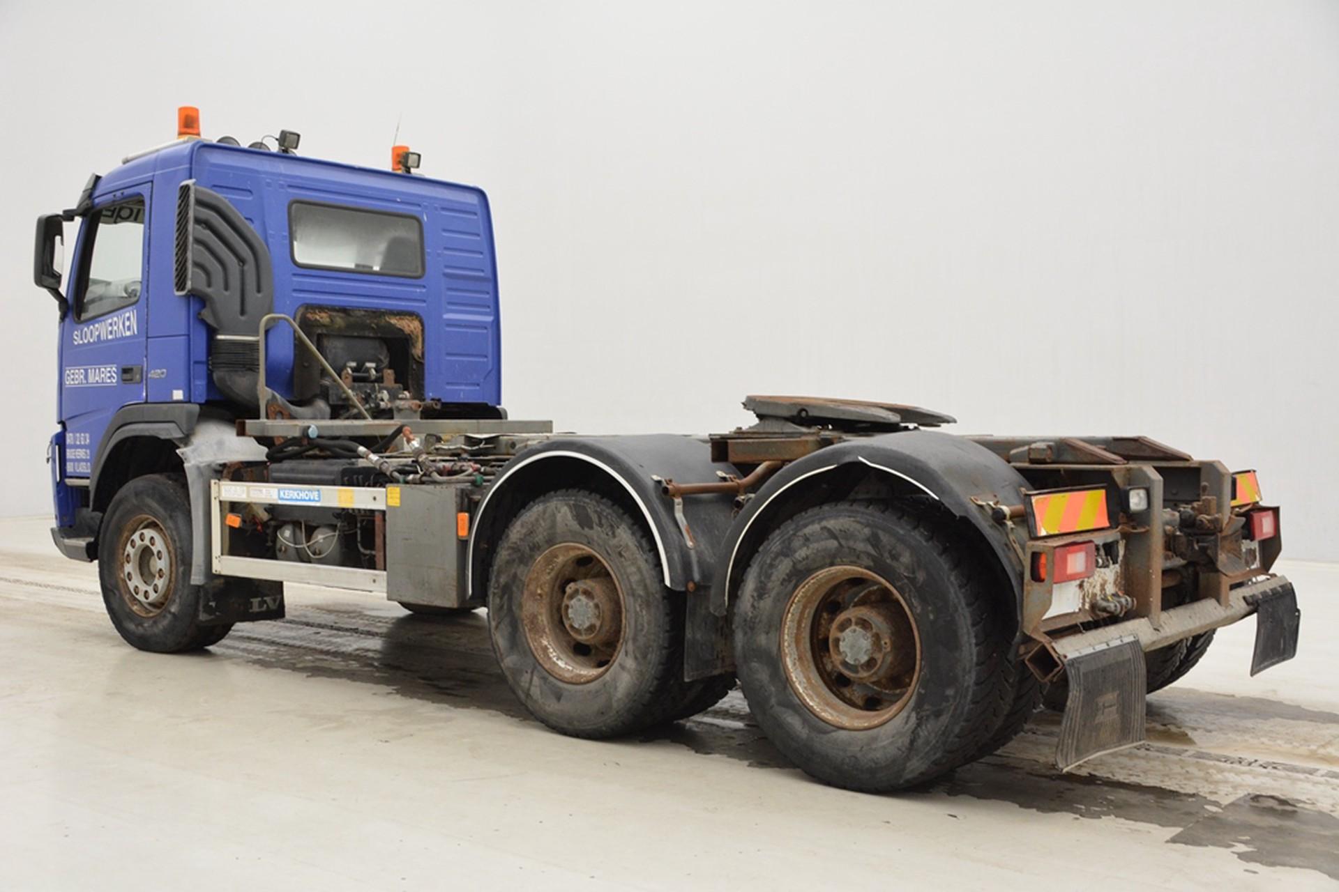 Volvo FM 420 - 6x4