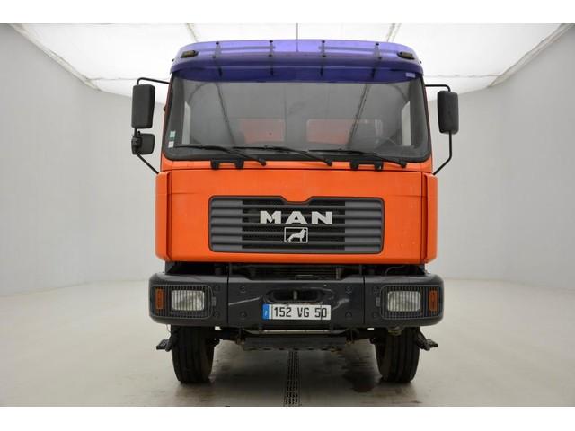 MAN 33.314 - 6x4