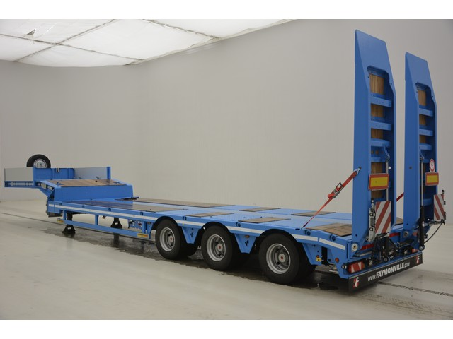 Faymonville Low bed trailer - NEW!