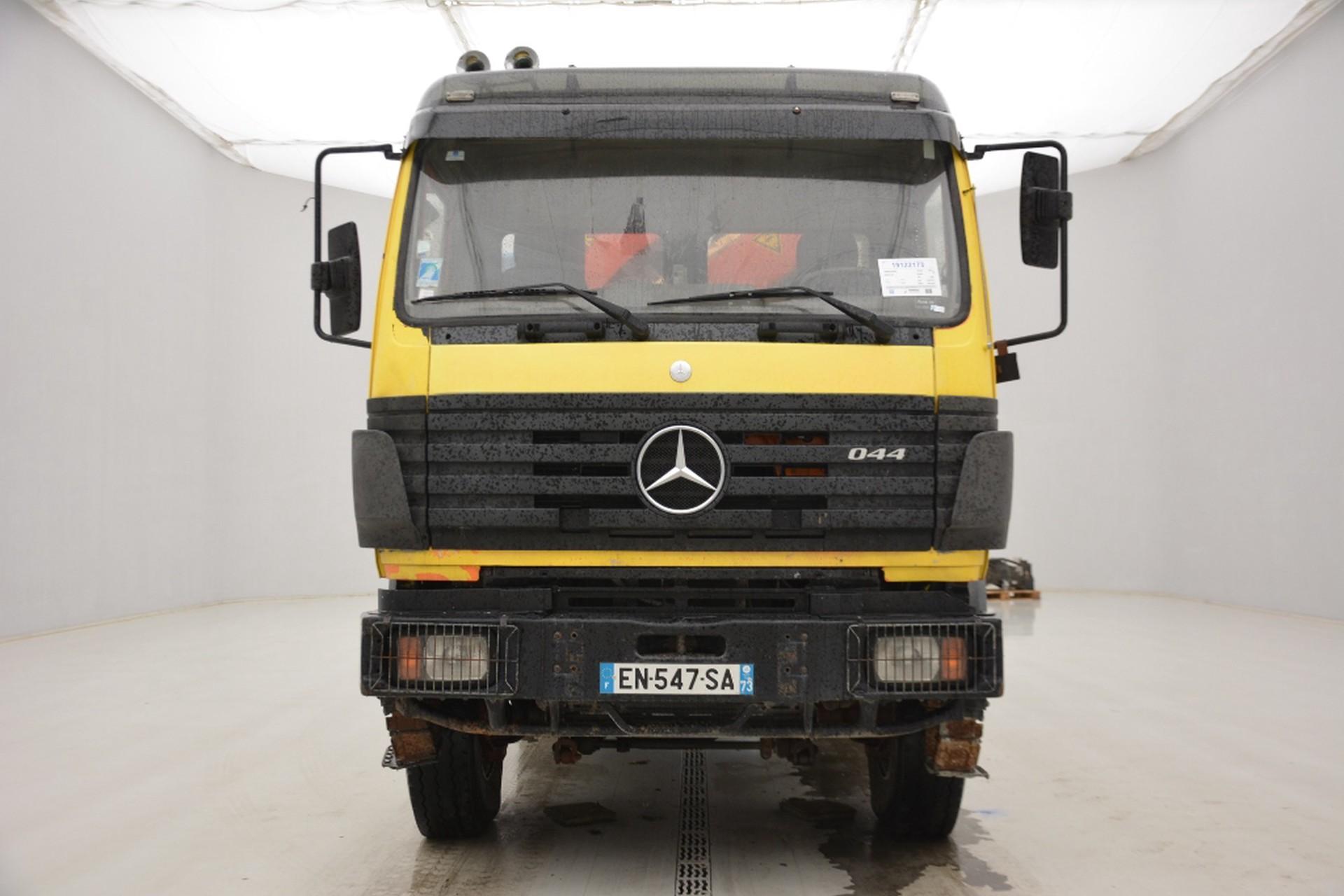 Mercedes-Benz SK 2635 - 6x6