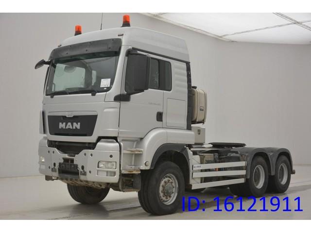 MAN TGS 26.480 LX - 6x6