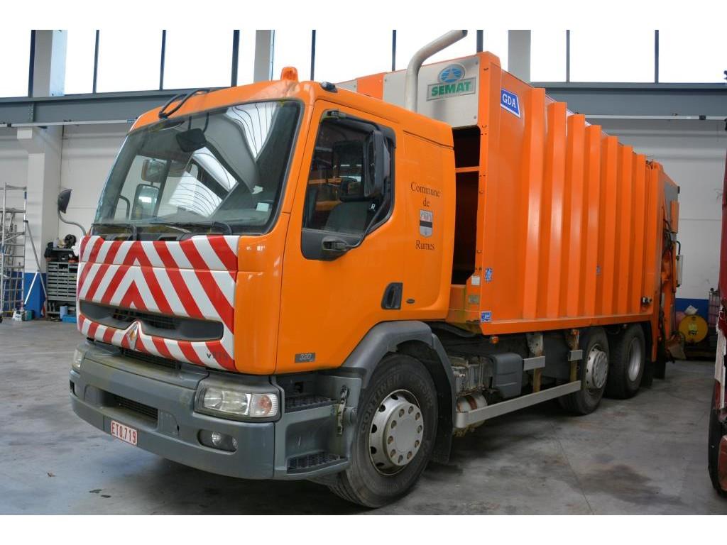 Renault Premium 320 DCi - 6x2