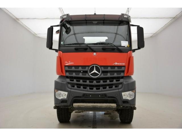 Mercedes-Benz AROCS 3345AS - 6X6