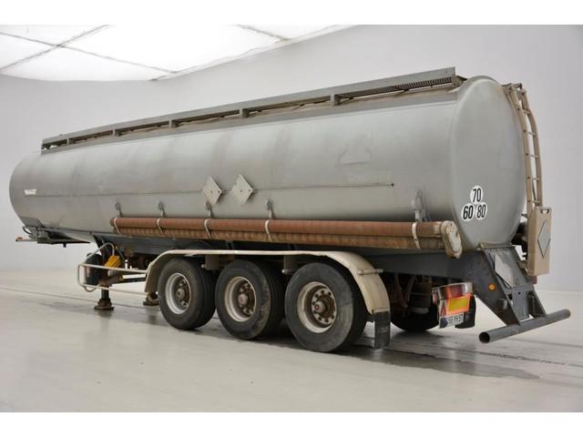 Trailor Tank 37769 liter