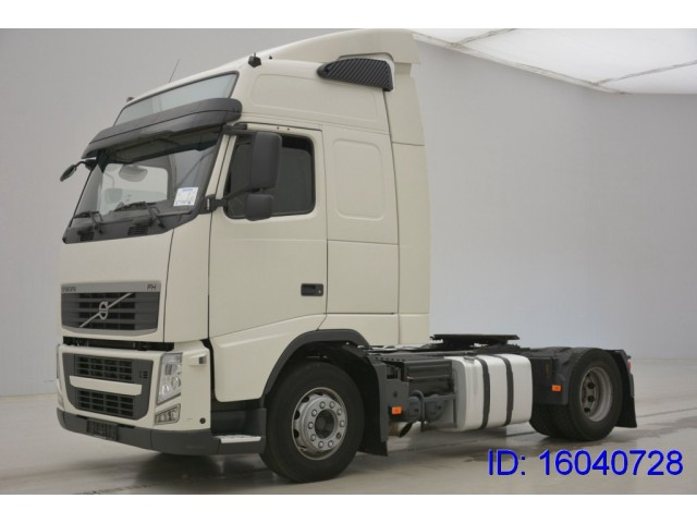Volvo FH13.420 Globetrotter